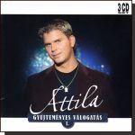 Attila: Gyűjteményes válogatás 1. (3 CD)