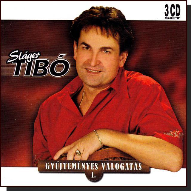 Sláger Tibó: Gyűjteményes válogatás 1. (3 CD)