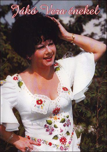 Jákó Vera énekel (DVD)