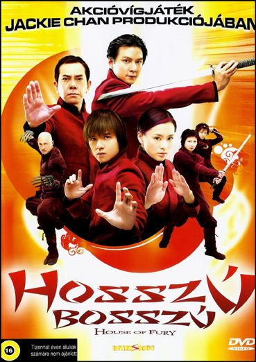 Hosszú bosszú (DVD)
