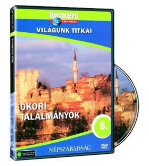 Ókori találmányok DVD
