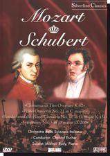 Mozart és Schubert DVD