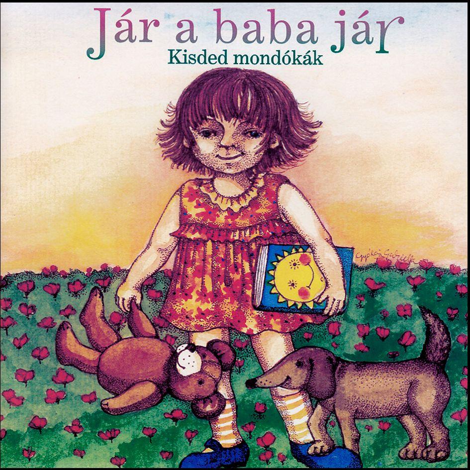 Jár a baba: Kisded mondókák (CD)