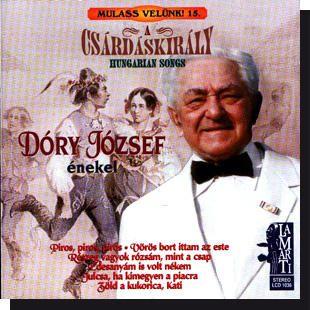 Dóry József: A csárdáskirály (CD)