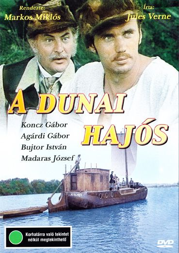 A dunai hajós (DVD)