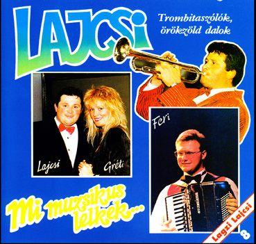 Lagzi Lajcsi: Mi muzsikus lelkek... (CD)