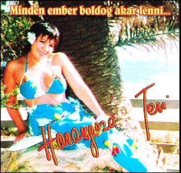 Harangozó Teri: Minden ember boldog akar lenni... (CD)