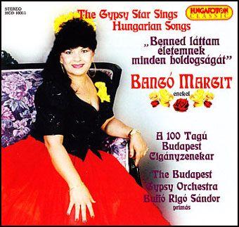 Bangó Margit: Benned láttam életemnek minden boldogságát (CD)
