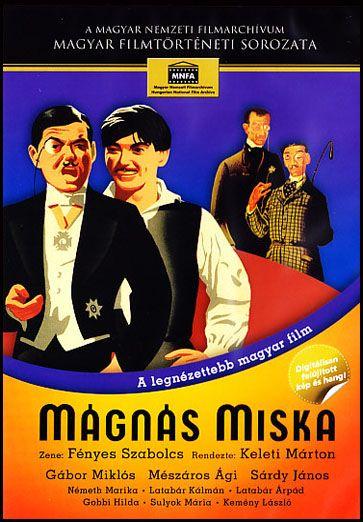 Mágnás Miska (DVD)
