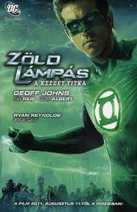 Zöld Lámpás: A kezdet titka (könyv)