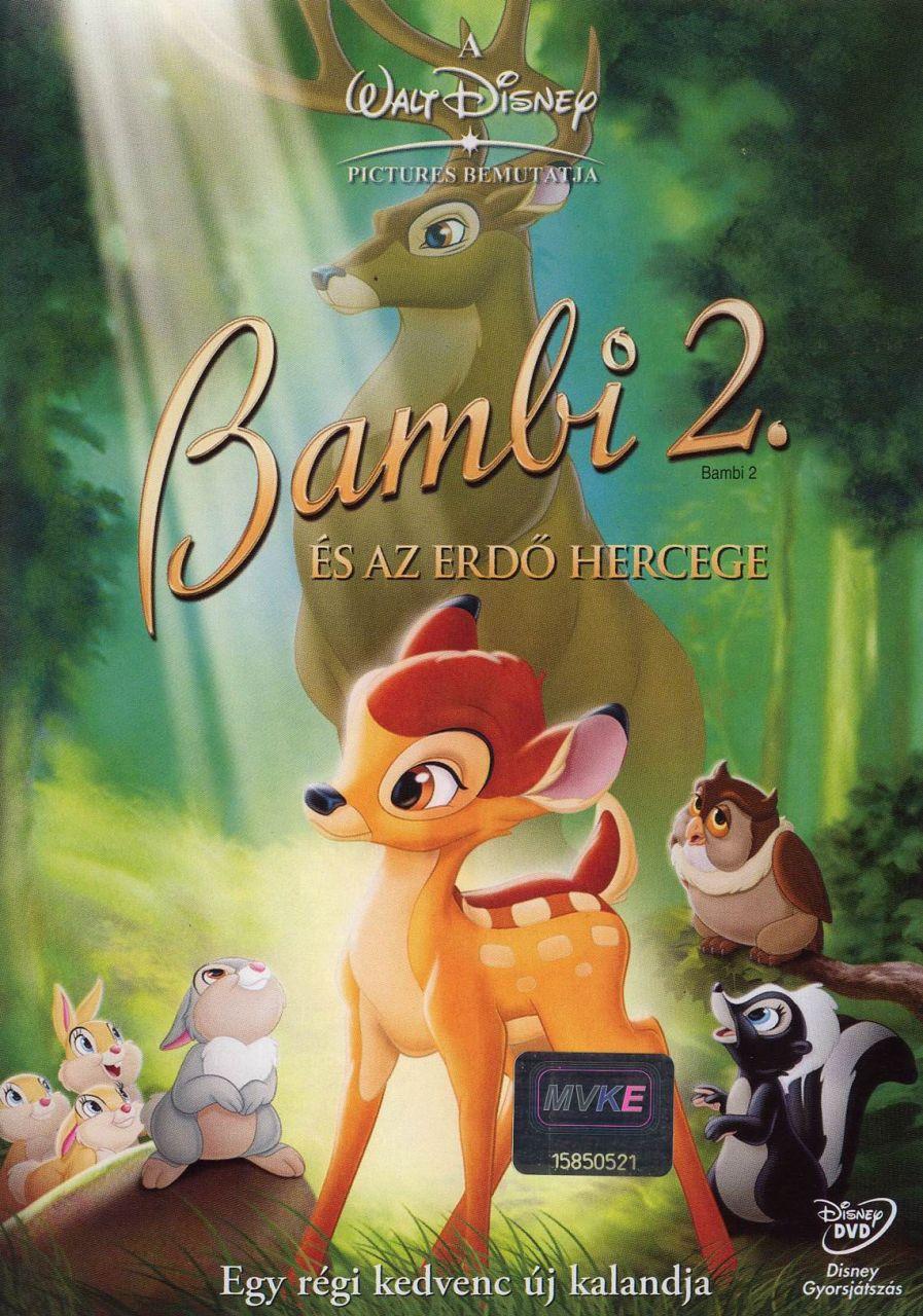 Bambi 2. (DVD)