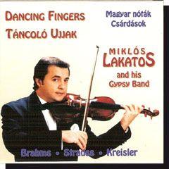 Miklós Lakatos and his Gypsy Band (CD)