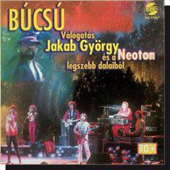 9a7584992a Neoton: Búcsú - Válogatás Jakab György és a Neoton Família legszebb  dalaiból (CD)