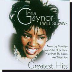 Gloria Gaynor: I Will Survive (CD)