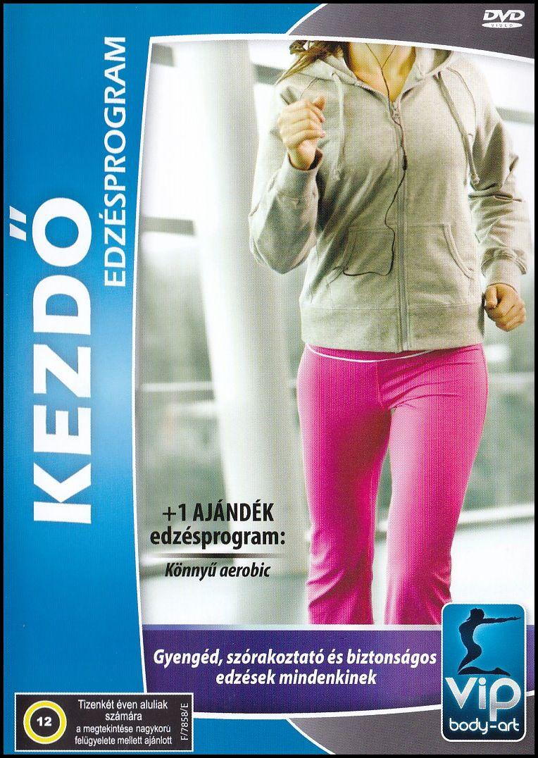 Kezdő edzésprogram (DVD)