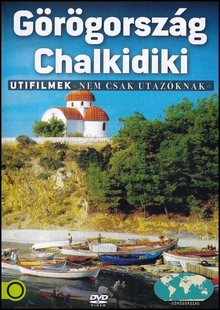 Görögország chalkidiki (DVD)