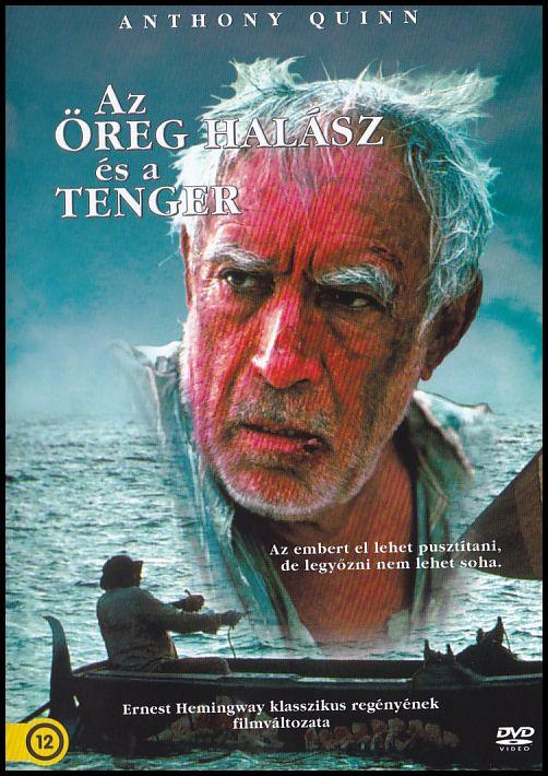 Az öreg halász és a tenger (DVD)