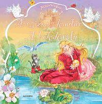 A csizmás kandúr - A békakirály (könyv)