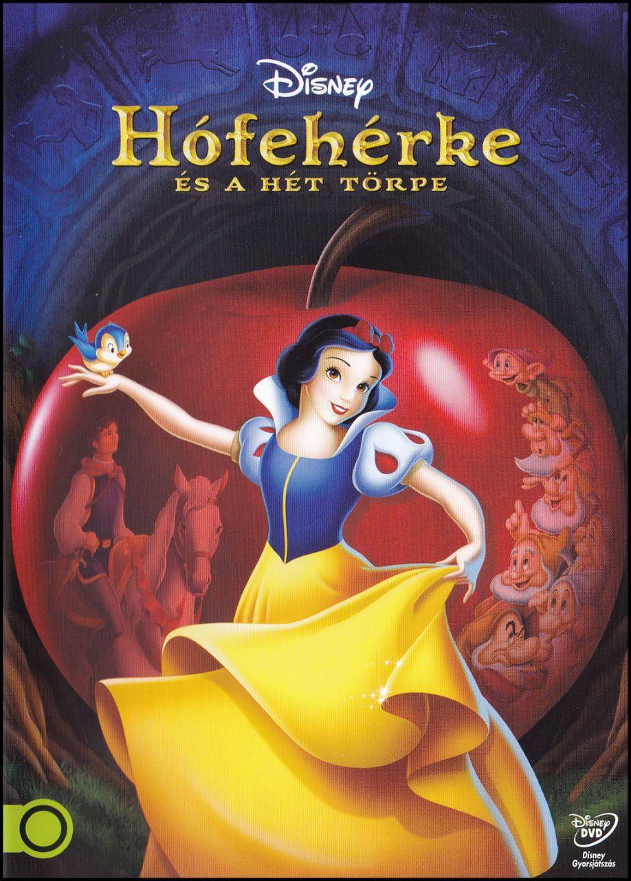 Hófehérke és a hét törpe (DVD)