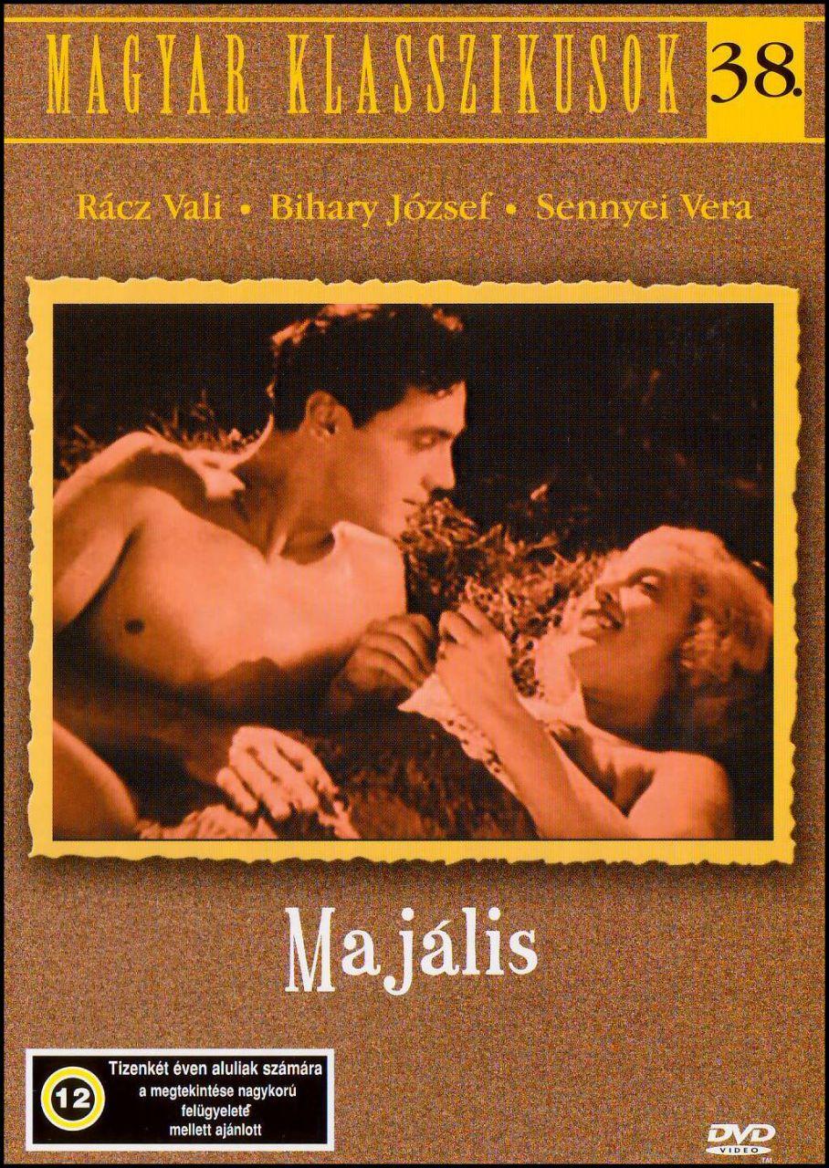 Majális (DVD)