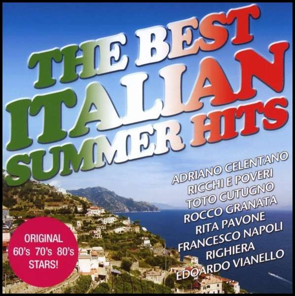 The Best Italian Summer Hits (CD)