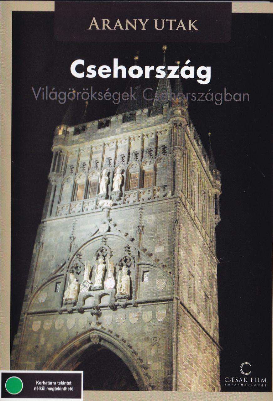 Csehország: Világörökségek Csehországban (DVD)