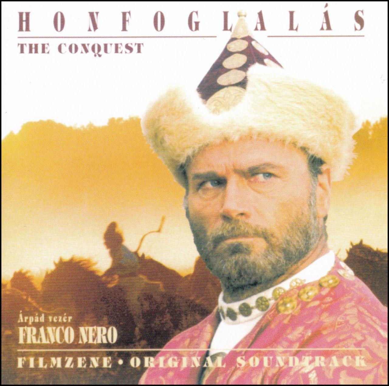 Honfoglalás (The Conquest) (CD)