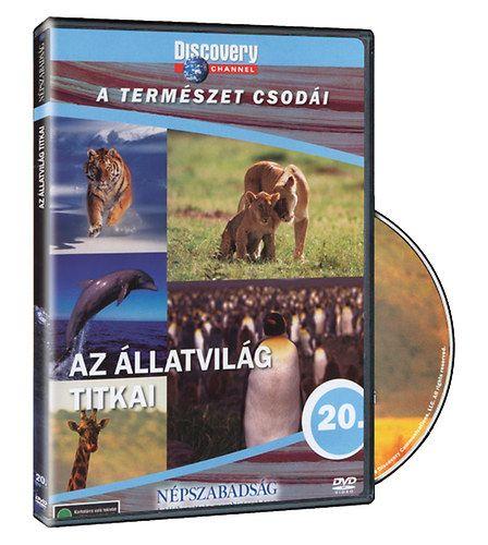 A természet csodái 20. - Az állatvilág titkai (DVD)