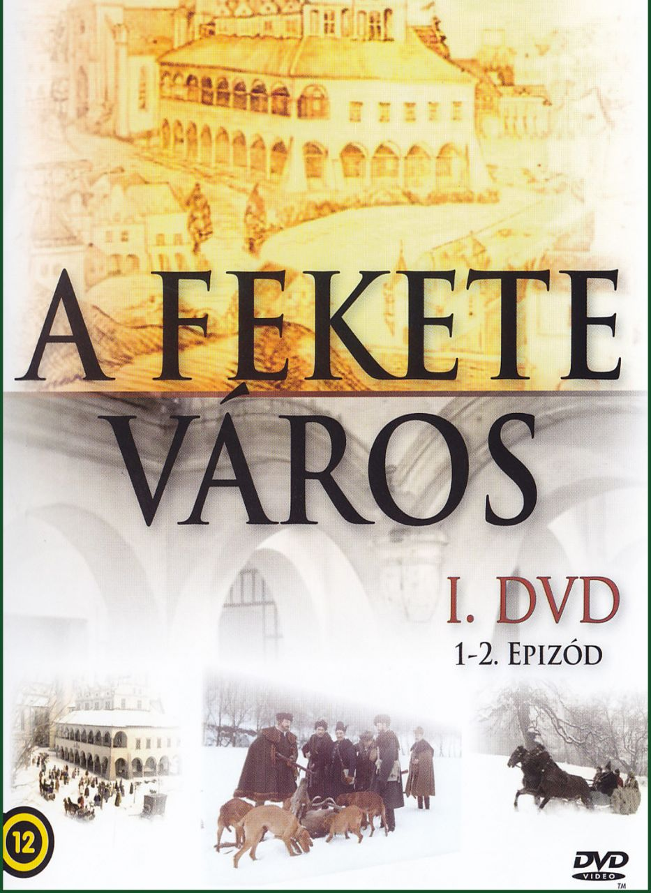 A Fekete város 1. (DVD)