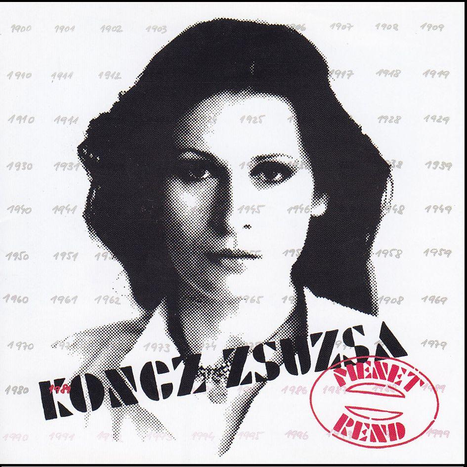 Koncz Zsuzsa: Menetrend (CD)