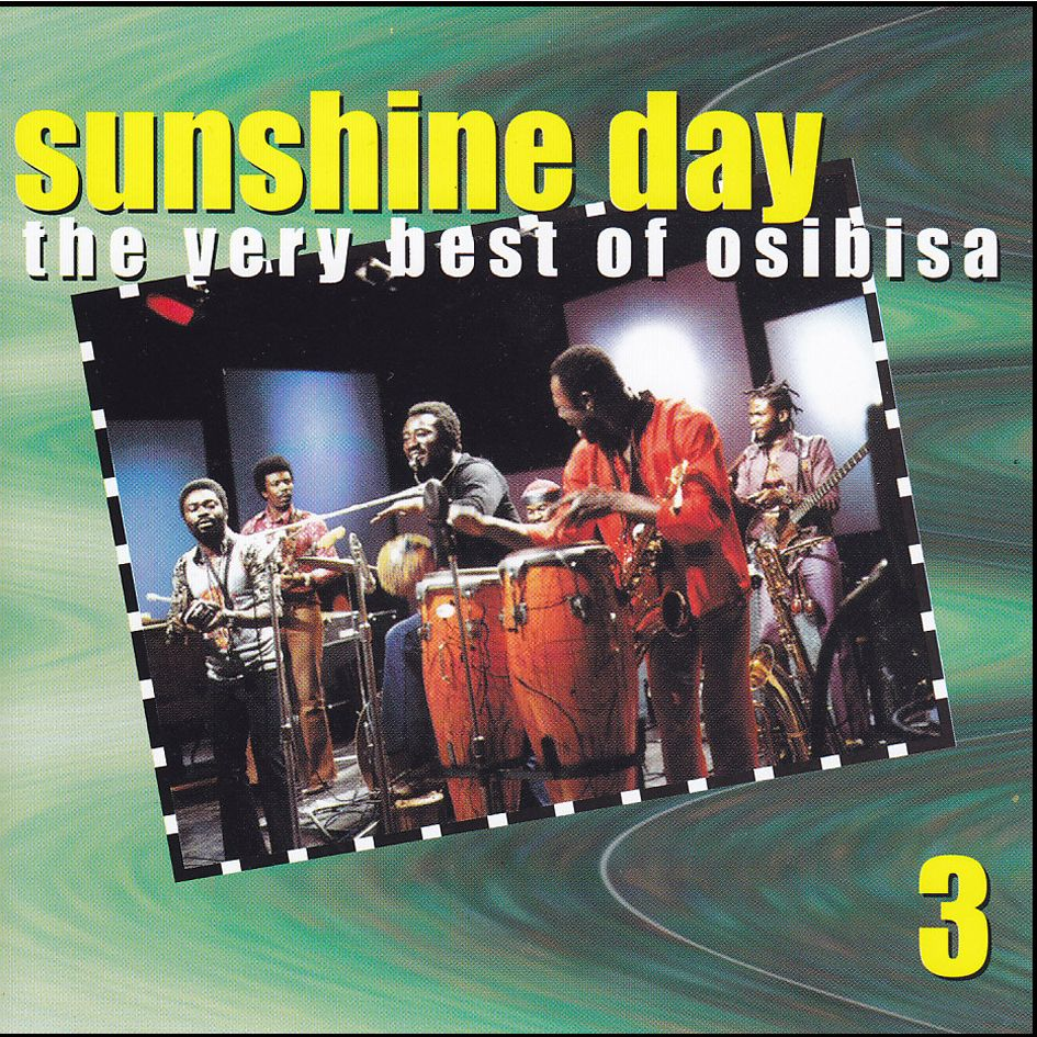 Sunshine Day: The very best of Osibisa (CD)