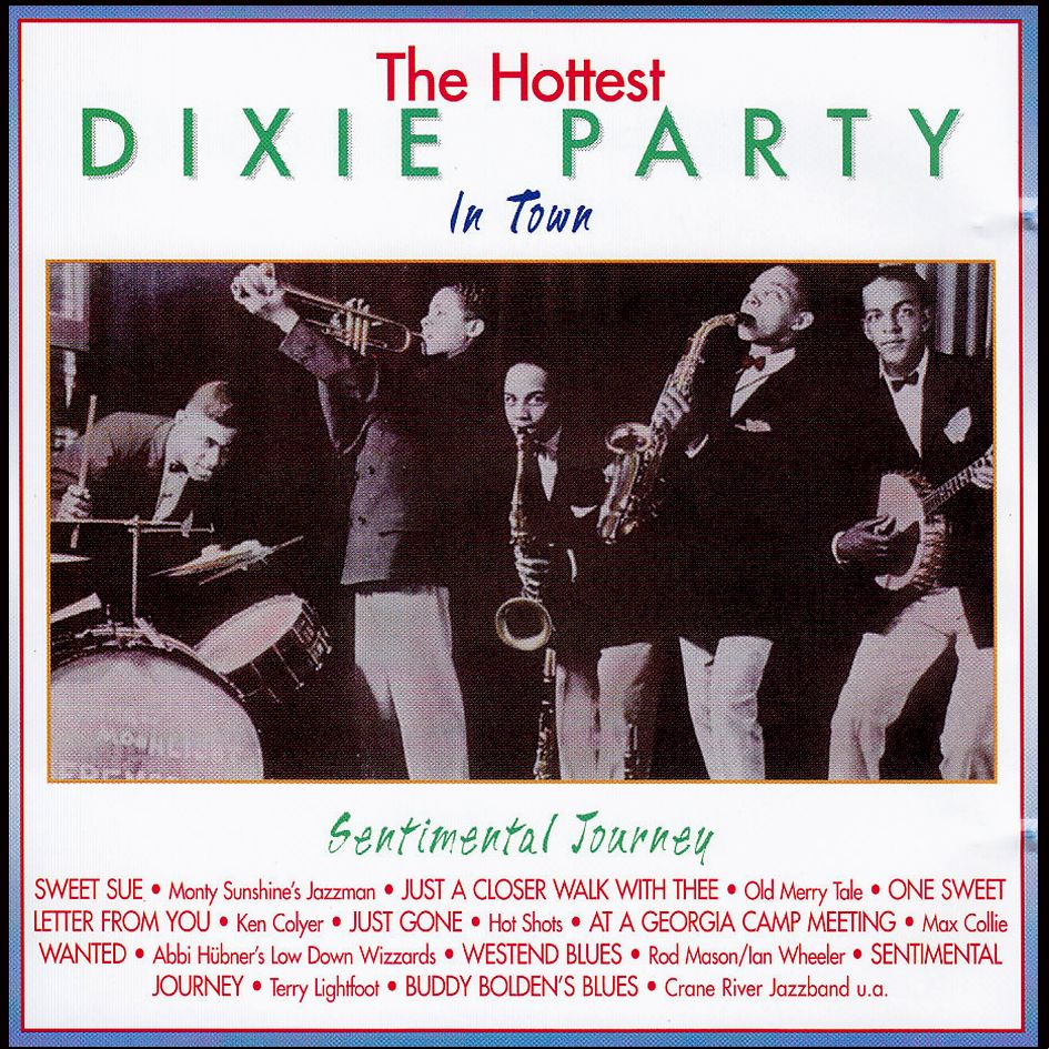 The Hottest Dixie Party (CD)