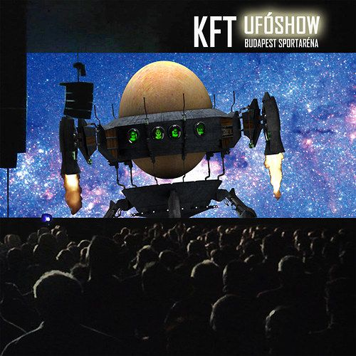 KFT: Ufóshow (CD)