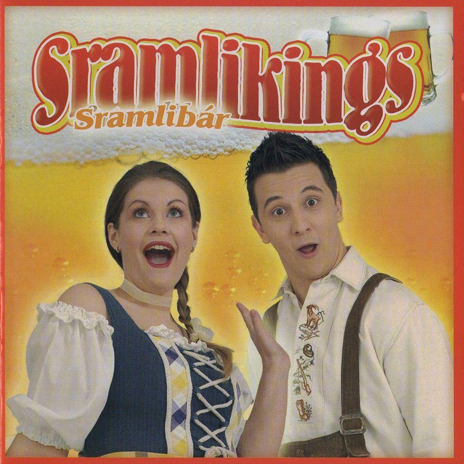 Sramlikings: Sramlibár (CD)