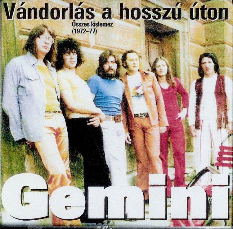 Gemini: Vándorlás a hosszú úton (CD)