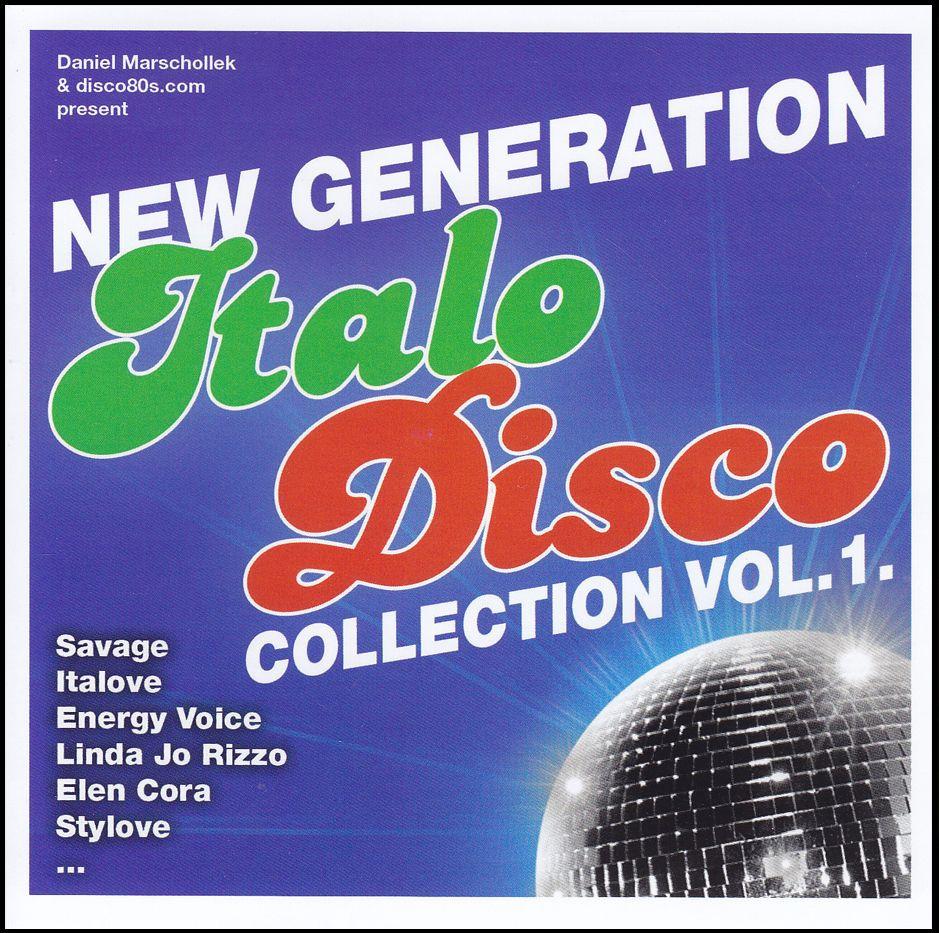 New Generation Italo Disco Collection Vol.1. (CD)