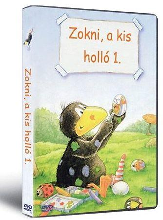 Zokni, a kis holló 1. (DVD)