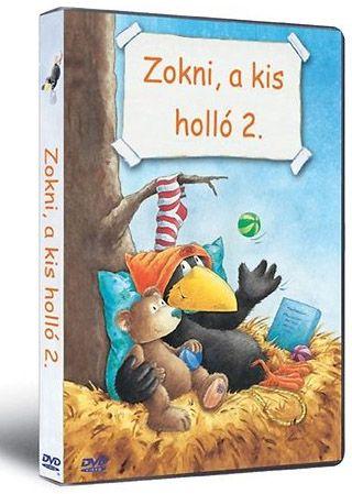 Zokni, a kis holló 2. (DVD)