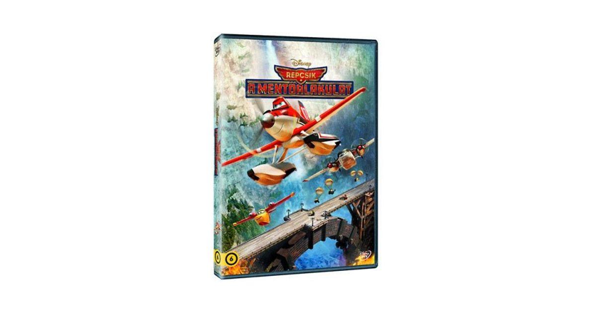 2a1b4ce33d Disney: Repcsik - A mentőalakulat DVD - Dalnok Kiadó Zene- és DVD Áruház -  Gyerek, mese DVD