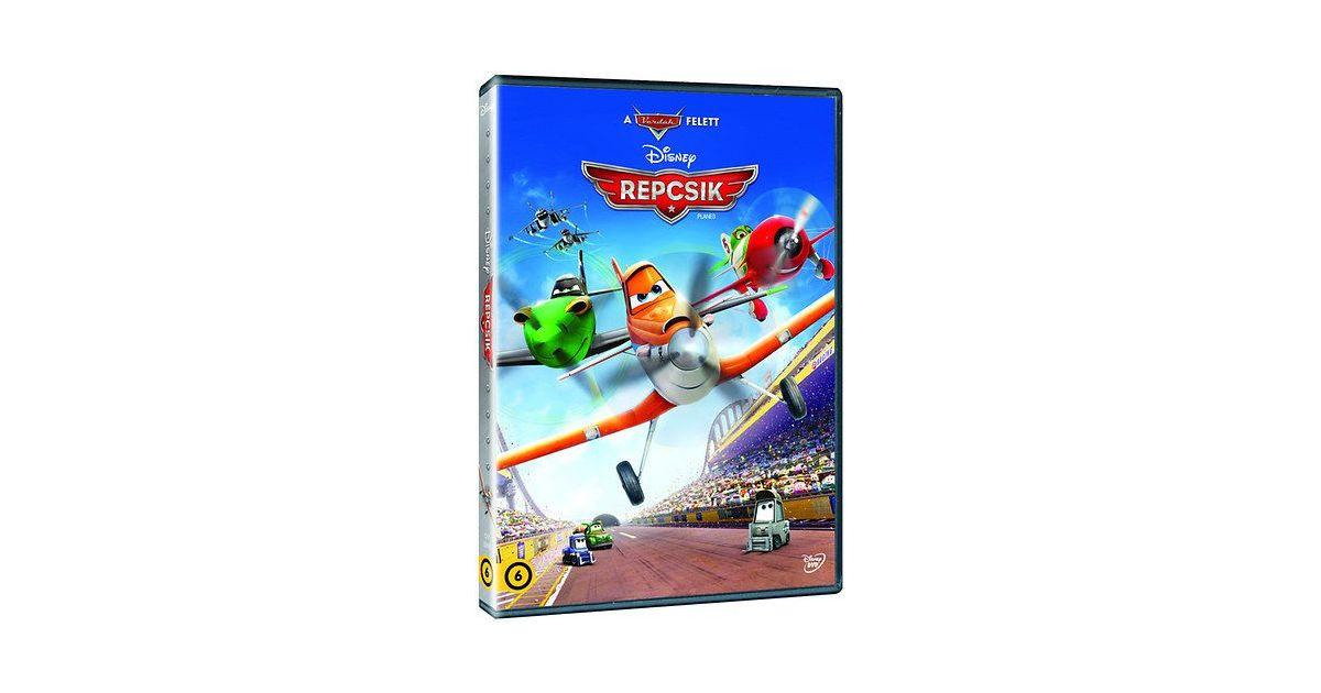 be20c180a0 Disney: Repcsik DVD - Dalnok Kiadó Zene- és DVD Áruház - Gyerek, mese DVD