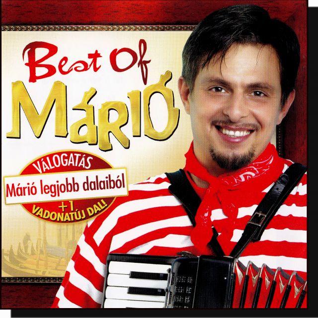 Márió: Best of... (CD)