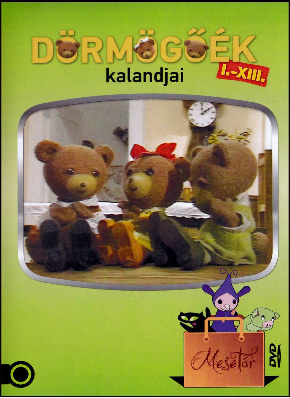 Dörmögőék kalandjai I-XIII. (DVD)