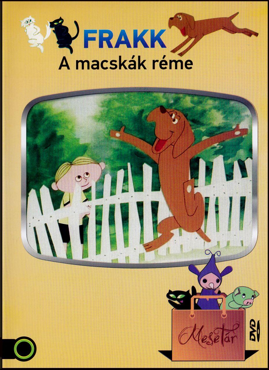 Frakk, a macskák réme (DVD)