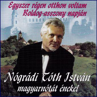 Nógrádi Tóth István: Egyszer régen otthon voltam Boldog-asszony napján (CD)