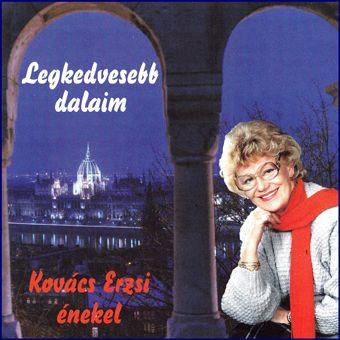 Kovács Erzsi: Legkedvesebb dalaim (CD)