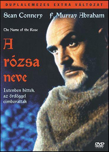 A rózsa neve (2 DVD)