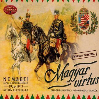 Magyar virtus (CD)