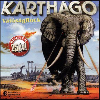 Karthago: Valóságrock (CD)