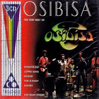 Osibisa: The very best of (CD)
