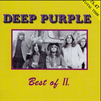 Deep Purple: Best of II. (CD)